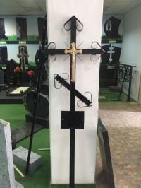 Крест черный большой
