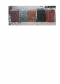 Столбики (кубики)30*15*15