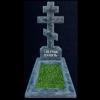 Крест - памятник на могилу