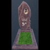 Памятник из мраморной крошки Арт.К3