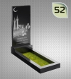 Мусульманский памятник на могилу №52
