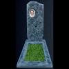 Памятник из мраморной крошки с куполами 34k/31