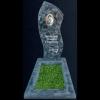 Памятник из мраморной крошки Арт.К5