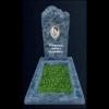 24k-44 Памятник из мраморной крошки с образом неба